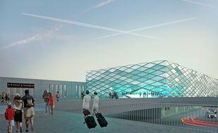 L'extension permettra d'augmenter la capacité annuelle de l'aéroport de 4 millions de passagers