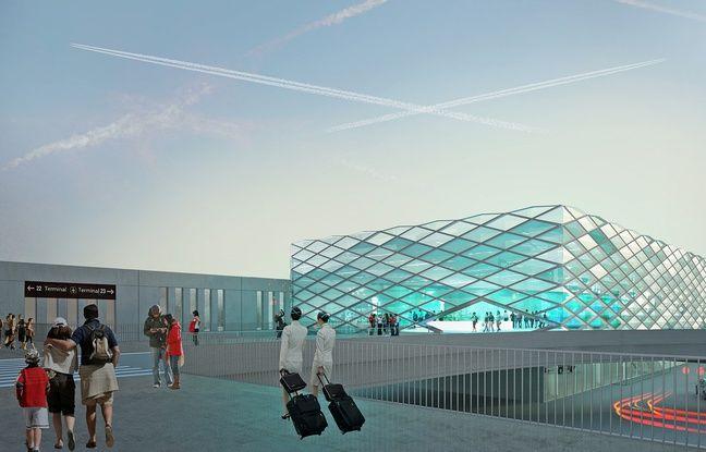 L'extension permettre d'augmenter la capacité annuelle de l'aéroport de 4 millions de passagers