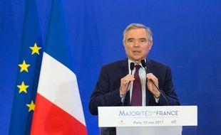 Bernard Accoyer, secrétaire général du parti Les Républicains.