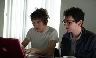 le groupe MGMT réponds aux internautes de 20minutes.fr le 8 octobre 2010
