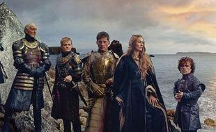La Famille Lannister, dans Game of Thrones