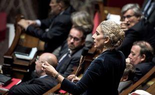 Delphine Batho à l'Assemblée nationale, le 25 octobre 2017.