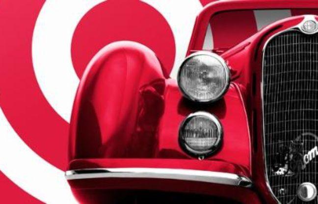 Affiche de la 45e édition du Salon de la voiture vintage