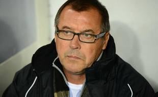 Albert Emon, le 11 janvier 2013.