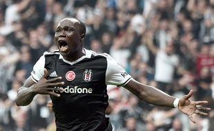 Vincent Aboubakar buteur lors du derby stambouliote contre Fenerbahçe, le 7 mai 2017.