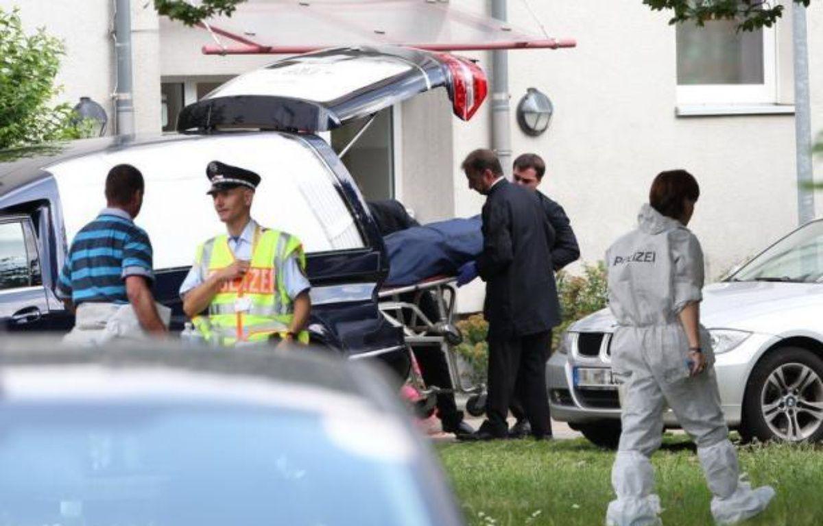 Le preneur d'otages, qui a tué quatre personnes avant de se suicider mercredi à Karlsruhe (sud-ouest de l'Allemagne) était Français, a indiqué à l'AFP un porte-parole de la police allemande. – Daniel Roland afp.com