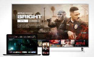 Le film «Bight», avec Will Smith, disponible le 22 décembre 2017 sur Netflix.