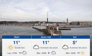 Météo Le Havre: Prévisions du dimanche 16 mai 2021