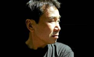 L'écrivain Haruki Murakami , qu'on dit futur Prix Nobel.