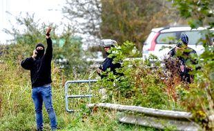 200 policiers ont participé à l'opération antiterroriste, à Grande-Synthe (Nord)