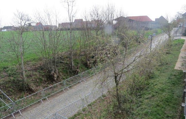 La montée du Vieux Quarémont est l'un des lieux importants du Tour des Flandres