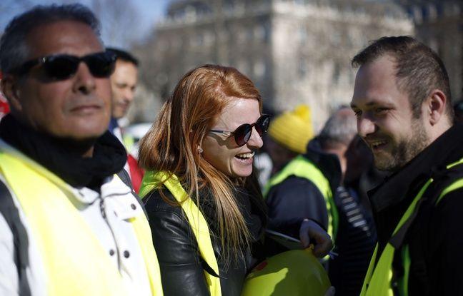 Ingrid Levavasseur ne manifestera plus avec les «gilets jaunes»