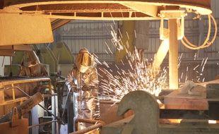 Extrait du documentaire «Le feu sacré» sur les ouvriers d'Ascoval à Saint-Saulve, dans le Nord.
