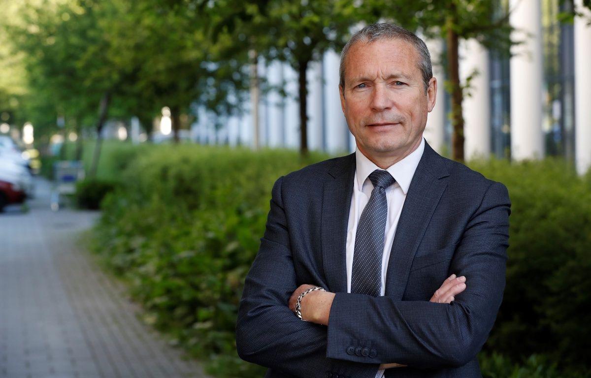 L'ancien patron du Raid, Jean-Michel Fauvergue, brigue aujourd'hui un siège de député. – FRANCOIS GUILLOT / AFP