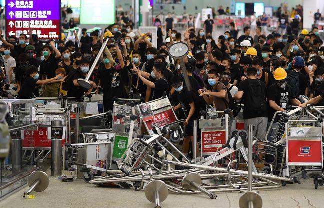 Hong Kong: Quelle est la stratégie de Pékin face aux manifestations?
