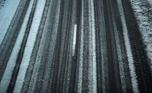 Plusieurs accidents ont eu lieu sur l'autoroute A31 ce dimanche matin. Illustration