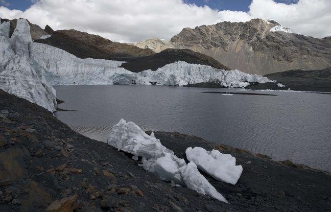 Réchauffement climatique: Le Pérou a perdu la moitié de la surface de ses glaciers au cours des 50 dernières années