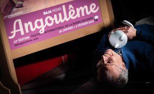 Illustration du festival d'Angoulême qui s'ouvre le jeudi 30 janvier 2020.