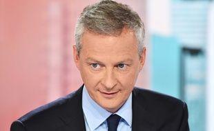 Le député (Républicains) de l'Eure Bruno Le Maire, le 31 mai 2015 à Paris.