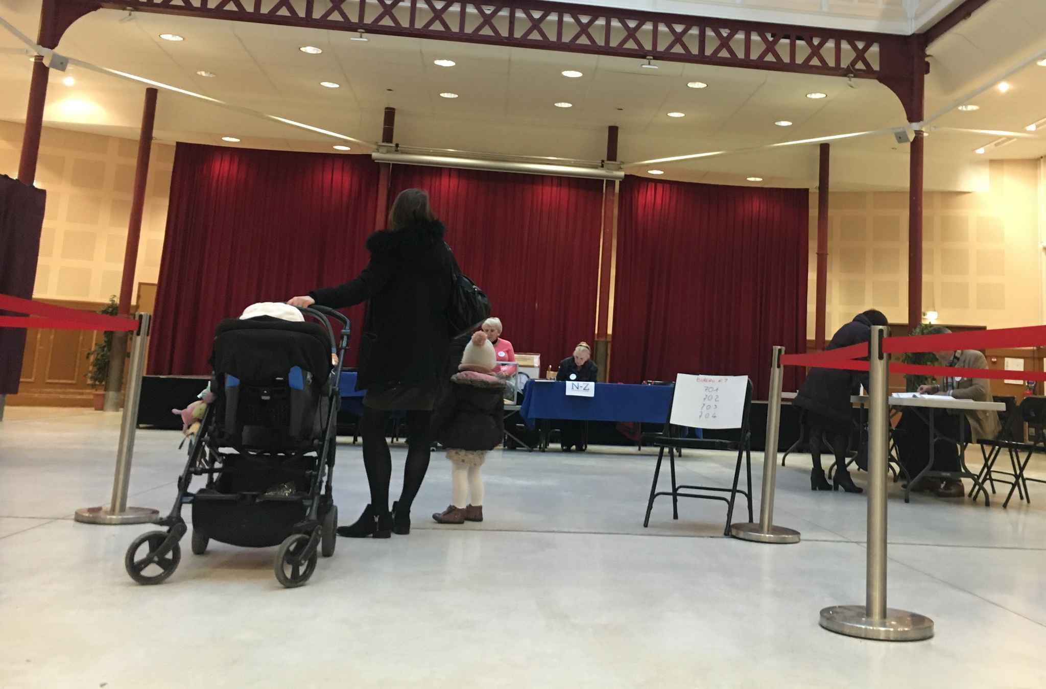 Primaire droite participation en baisse de 5 10 lille - Bureau de change a lille ...