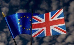 L'Unrion européenne et le Royaume-Uni - illustration.