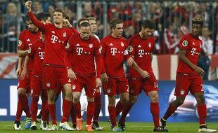 Rien ne résiste au Bayern Munich en Allemagne.