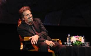 Al Pacino se raconte dans le spectacle «An Evening With Al Pacino».