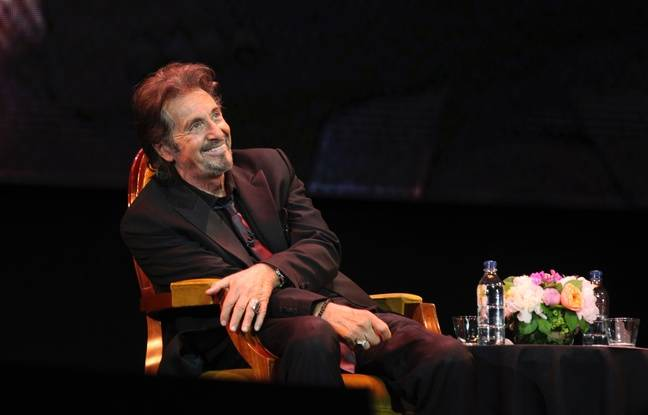 Quand Léa Salamé participe gracieusement au très cher spectacle d'Al Pacino