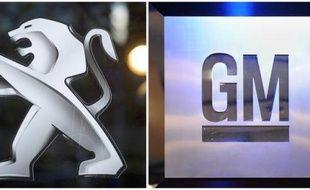 PSA Peugeot Citroën et General Motors n'ont finalement retenu que trois projets sur quatre pour des plates-formes en commun mais ils ont assuré jeudi vouloir élargir leur alliance au développement de petits moteurs essence et à l'Amérique latine.