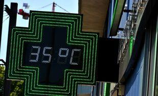 Le thermomètre atteint les 35°C dans certaines classes d'une école de Montauban selon les parents d'élèves.