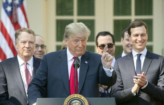 VIDEO. Etats-Unis: Quand Donald Trump promet qu'il n'a «jamais bu un verre d'alcool» de sa vie