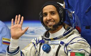 Hazzaa al-Mansouri est le premier émirati dans l'espace.