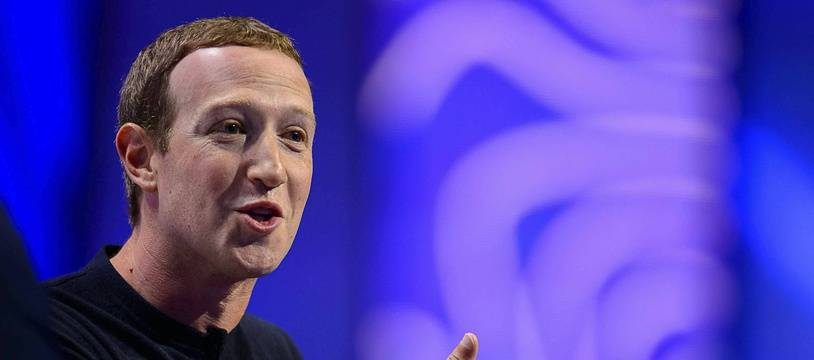 Mark Zuckerberg à Salt Lake City le 31 janvier 2020