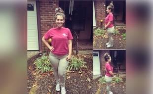 Alyssa Stringfellow, une Américaine de l'Arkansas, a partagé sa mésaventure avec son assureur sur Facebook.