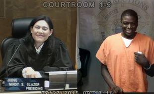 La juge Glazer reconnaît un nouvel accusé.