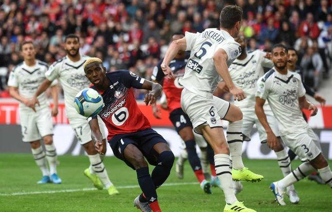 OM-Losc: Victor Osimhen pourra jouer contre Marseille
