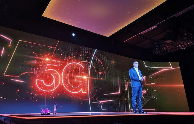 La 5G en phase de pré-commercialisation chez Orange dès 2019.