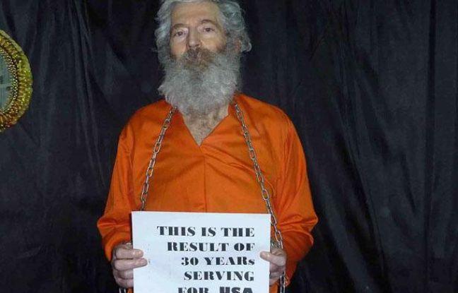 Photographie non datée de l'ancien agent Robert Levinson, 64 ans, disparu depuis mars 2007 en Iran.