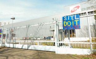 La société Cenntro Motors, ex SITL, basée à Gerland. E.Frisullo / 20 Minutes.