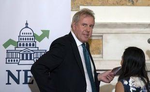 Kim Darroch, ambassadeur du Royaume-Uni aux Etats-Unis, est contraint de démissionner.
