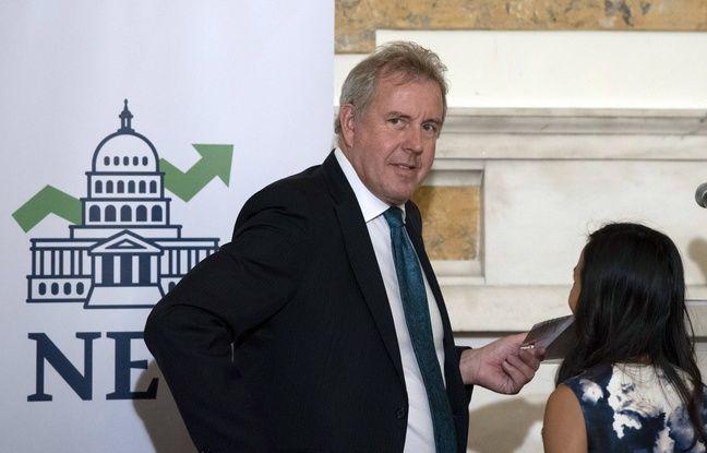 Etats-Unis: L'ambassadeur britannique à Washington démissionne après ses propos sur Donald Trump