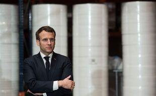 La suppression de l'ISF était une promesse d'Emmanuel Macron.