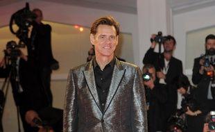 Le comédien Jim Carrey