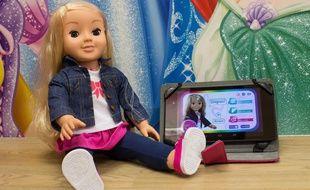 Cayla, le jouet connecté pointé du doigt par la Cnil pour ses failles de sécurité.