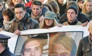 Une marche en mémoire de Vincent et Antoine, le 16 janvier à Linselles.