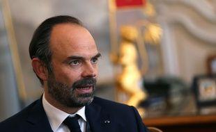Edouard Philippe, Premier ministre.//SIPA_10130351/Credit:Franck CRUSIAUX-POOL/SIPA/1802231017