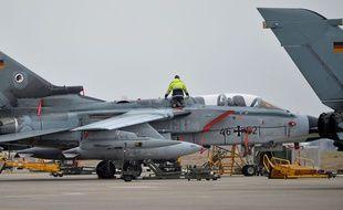 Un Tornado de l'armée allemande.