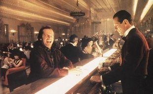 Shining (1980) de Stanley Kubrick.