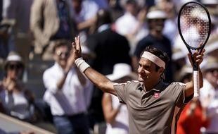 Roger Federer pas encore prêt pour la retraite, et donc pour le Trophée des Légendes de Roland-Garros
