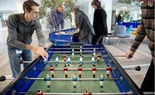 Le Technopole flambant neuf de Meudon propose une multitude de services aux 3500 collaborateurs qu'il héberge.